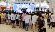 """购物中心举办第二届""""e舞成名""""拼""""最美舞者""""跳舞机大赛"""