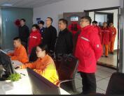 四平市市委书记韩福春 市长郭灵计慰问必威体育投注集团一线员工