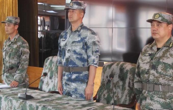 白山热力积极参加民兵军事集训活动